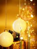 Aún-vida de Navidad Imágenes de archivo libres de regalías
