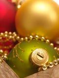 Aún-vida de Navidad en blanco. Imágenes de archivo libres de regalías