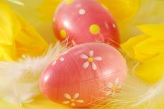 Aún-vida de Pascua Foto de archivo libre de regalías