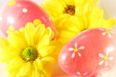 Aún-vida de Pascua Imagen de archivo libre de regalías