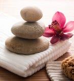 Detox del zen del hogar Fotografía de archivo libre de regalías