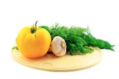 Aún-vida de vegatebles frescos Imagenes de archivo