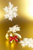 Aún-vida del Año Nuevo. Fotografía de archivo libre de regalías