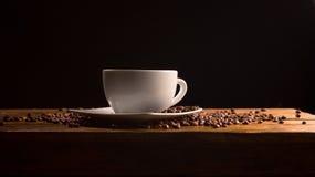 Aún-vida del café Foto de archivo