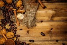Aún-vida del café Imágenes de archivo libres de regalías