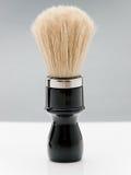 Aún-vida del cepillo del afeitado Fotos de archivo