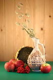 Aún-vida del otoño. Imagen de archivo libre de regalías