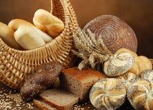 Aún-vida del pan Imagen de archivo