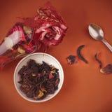 Aún-vida del té Imágenes de archivo libres de regalías