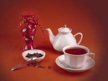 Aún-vida del té Fotos de archivo libres de regalías