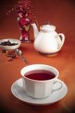 Aún-vida del té Fotografía de archivo libre de regalías
