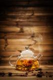 Aún-vida del té Imagenes de archivo