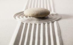 Aún-vida del zen para la meditación Imágenes de archivo libres de regalías