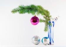 Aún vida festiva para la Navidad Imagen de archivo libre de regalías