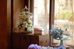 Aún vida floral Foto de archivo libre de regalías