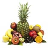 Aún-vida grande de la fruta Foto de archivo