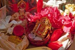 Aún vida hindú Imágenes de archivo libres de regalías