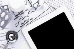 Aún-vida médica Imagen de archivo