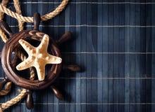 Aún vida náutica. Imagen de archivo libre de regalías