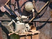 Aún vida oxidada Fotos de archivo libres de regalías