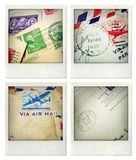 Aún vida postal Imagen de archivo