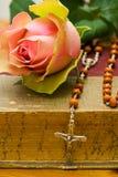 Aún vida religiosa Imágenes de archivo libres de regalías