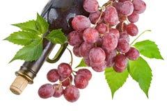 Aún-vida romántica del vino Imagen de archivo