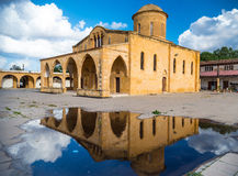 Ażio Mamas Kościelni w Morphou, Cypr Zdjęcia Stock