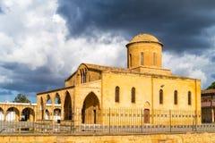 Ażio Mamas Kościelni w Morphou, Cypr Obrazy Stock