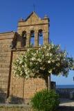 Ażio Nickolaos kościół, Zante Zdjęcia Stock