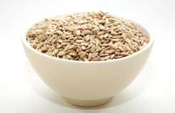 Free A Bowl Full Of Sunflower Seeds Stock Photos - 4893933