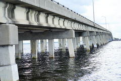 Free A Bridge At Tampa Bay Royalty Free Stock Images - 60802049