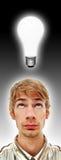 A Bright Idea Royalty Free Stock Image