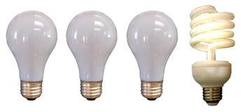 A Bright Idea Stock Photo