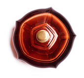 A Brown Glance Parfume Bottle Stock Image