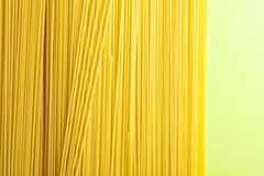 A Bunch Of Spaghetti, Uncooked Spaghetti Noodles Royalty Free Stock Image
