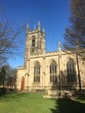 A Church In Stoke Royalty Free Stock Photography