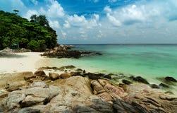 A Clean Ocean, Koh Lipe Island - Thailand Stock Images