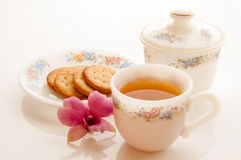 Free A Cup Of Tea Royalty Free Stock Photography - 25533027