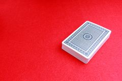 A Deck Of Cards Royalty Free Stock Photography