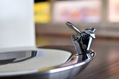 Free A Drinking Fountain Or Water Fountain Stock Image - 189083651