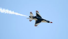 Free A Fighter At A Air Show Royalty Free Stock Photography - 2421517