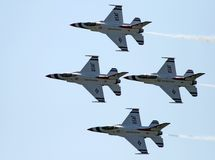Free A Fighter Team Formation Stock Images - 2421474