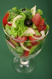 A Fresh Olive Salad Stock Images