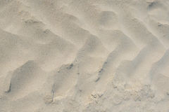 Free A Frontal Close Up Of Tractor Tire Tracks On Beach Sand. Shot From Directly Above Stock Photo - 97579480
