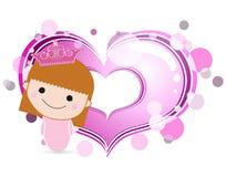 A Girl Stock Image