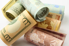 A Heap Of Money Stock Images