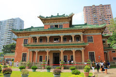 Free A Heritage Buildings Of King Yin Lane Stock Photography - 59155362