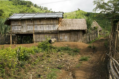 Free A Hmong Hill Tribe Village In Northern Laos. Stock Photography - 5185722