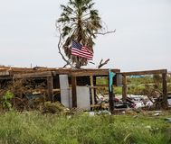 Free A Home Destroyed By The Powerful Hurricane Harvey On Texas Coast Royalty Free Stock Photo - 99366685